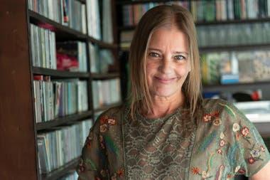 Locutora, periodista y melómana, Carla Ritrovato se hizo un lugar en la vieja Rock Pop, aquella que lideraba las mediciones
