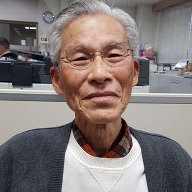 """""""Las personas están más aisladas. No encuentran su lugar en esta sociedad. No pueden soportar la soledad"""", afirma Kanichi Yamada, de 85 años"""