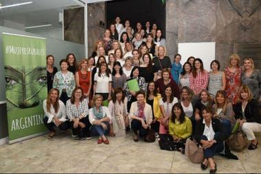 La reunión promete convocar no sólo a mujeres sino también a hombres de todo el país