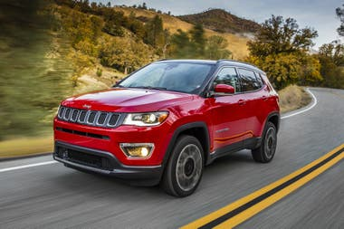 El Jeep Compass MY2019