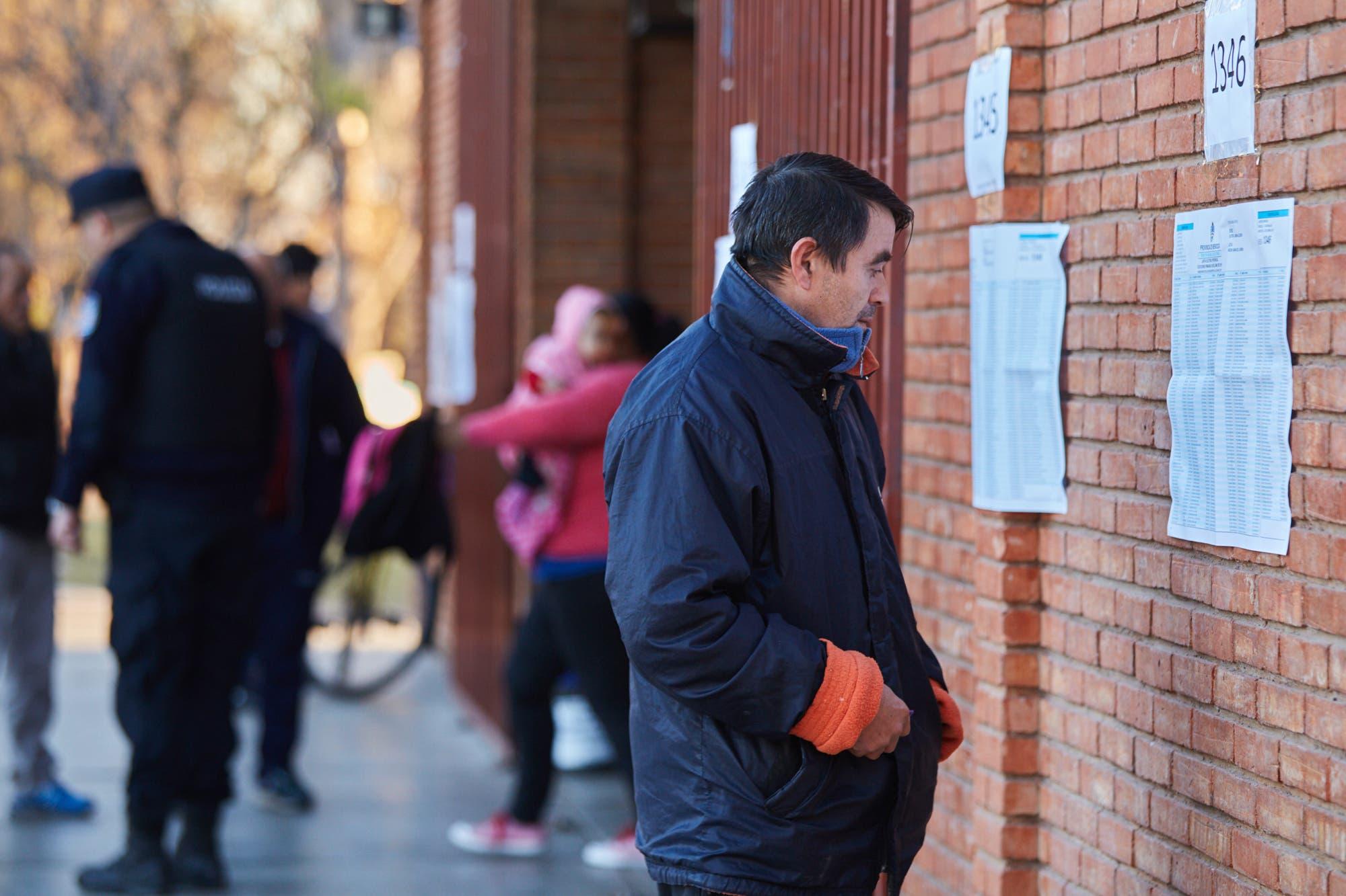 Mendoza: cerraron la urnas y se esperan conocer los candidatos que seguirán en carrera hacia las elecciones generales