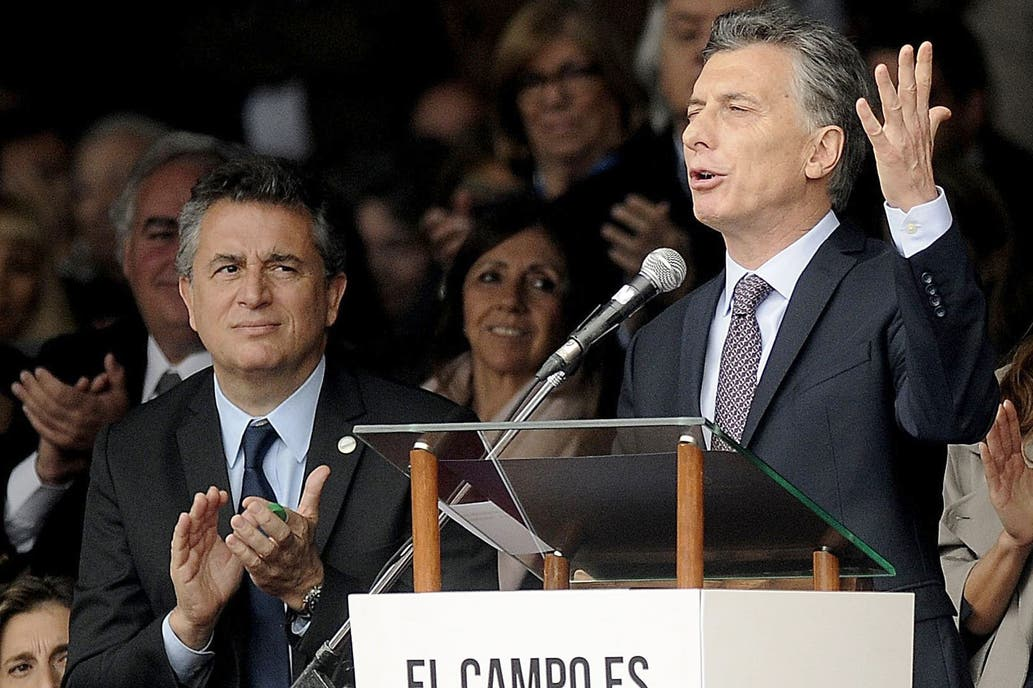 IDEA. Para Etchevehere  Alberto Fernández subirá las retenciones al campo y estatizará el comercio