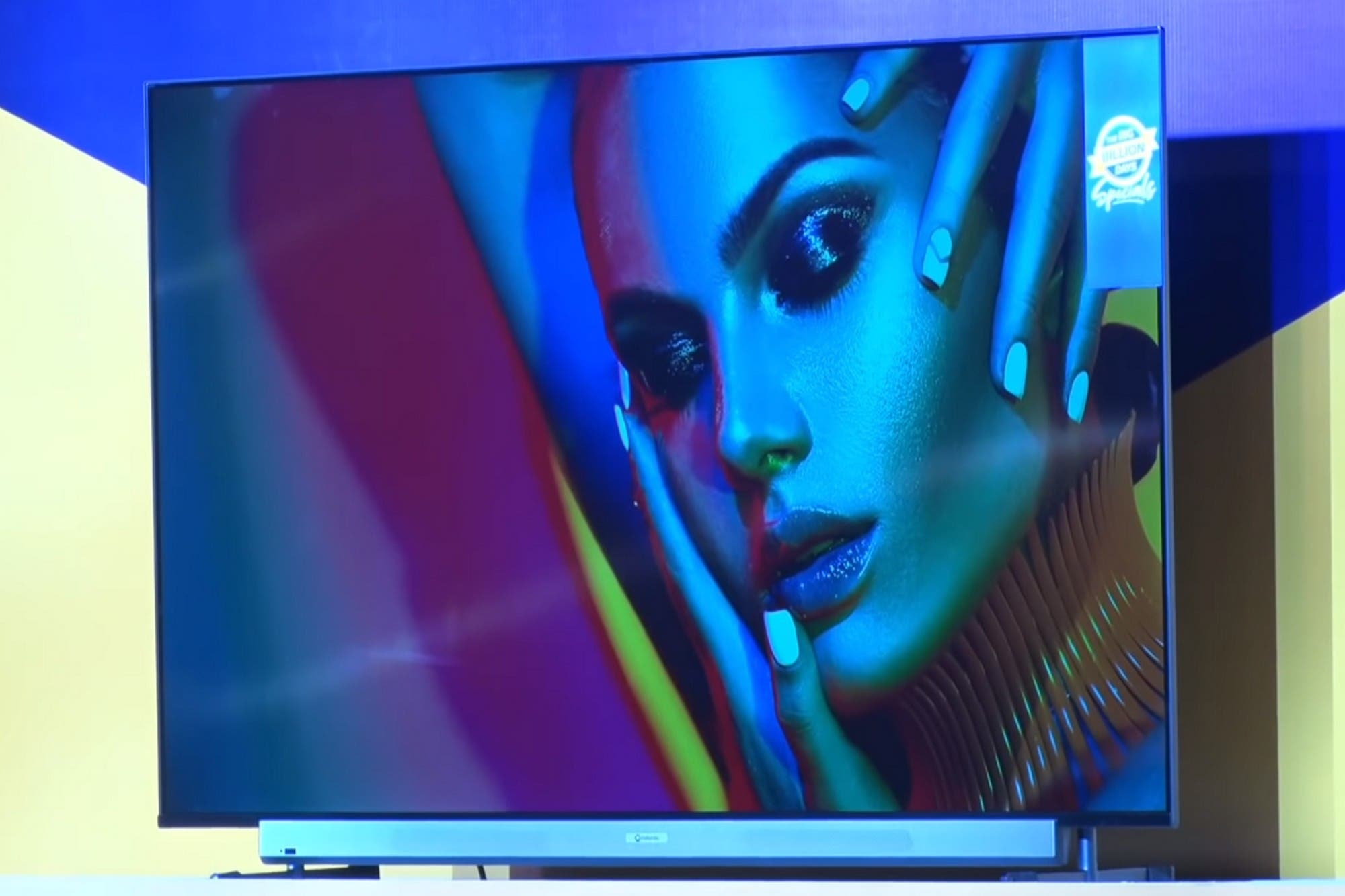 Estos son los Motorola TV, los Smart TV que el fabricante de celulares venderá en India