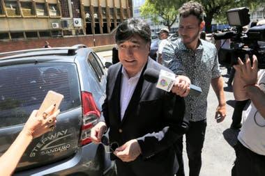 En su condición de acusado del presunto encubrimiento del atentado a la AMIA, Carlos Zannini, procurador del Tesoro de la Nación, pidió que se anularan las decisiones centrales de la causa