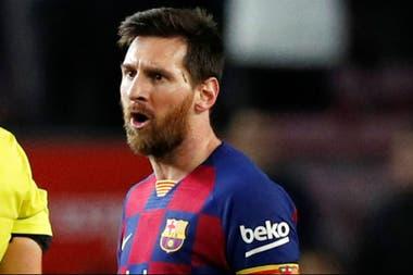 Messi, disgustado por las declaraciones de Abidal
