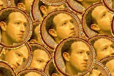 """Facebook lanzó su propia criptomoneda, la """"libra"""", una de miles de opciones que existen en la actualidad"""