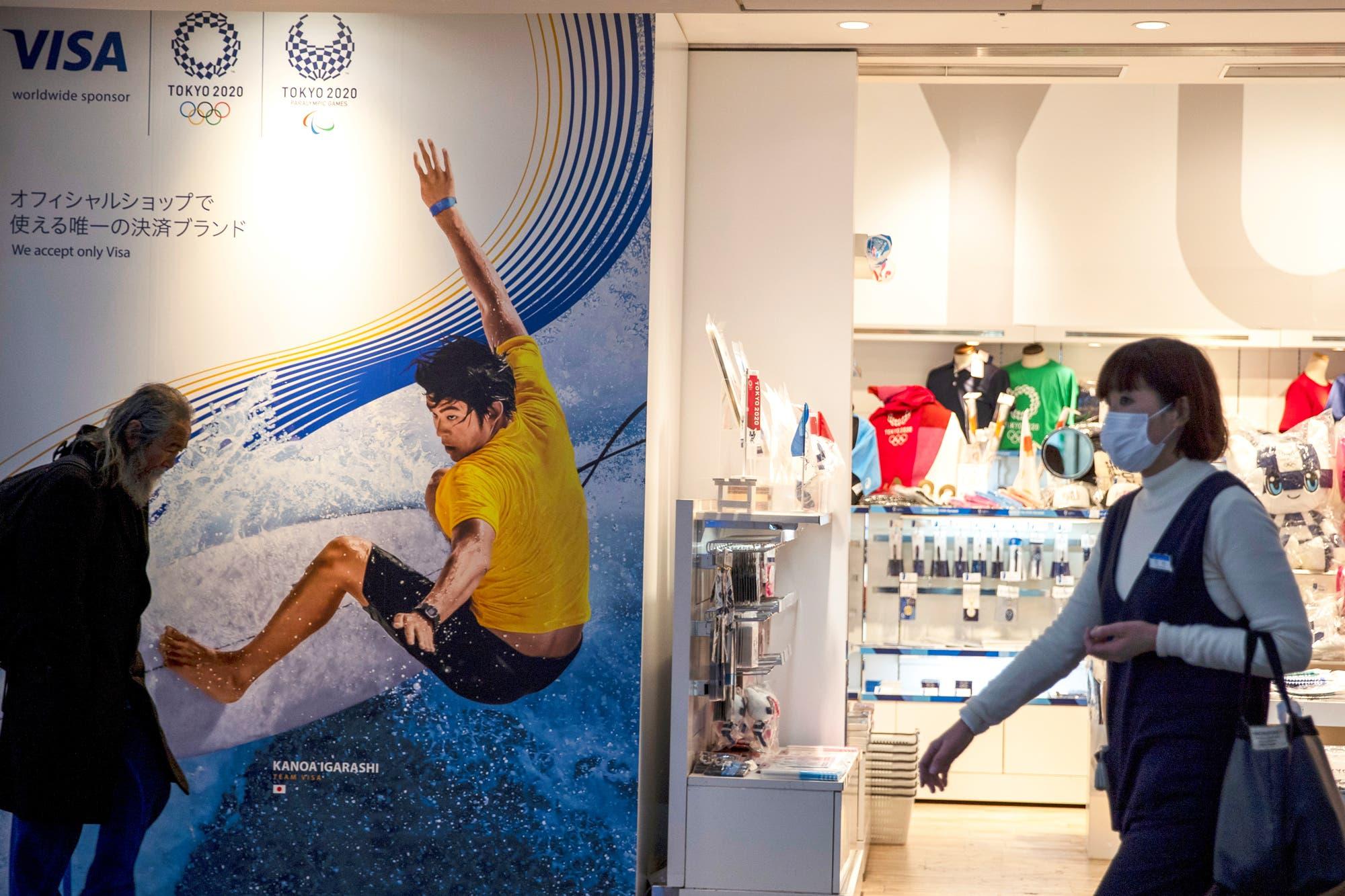 """Coronavirus. Tokio 2020: Un dirigente del COI anticipa que los Juegos Olímpicos """"ya han sido postergados"""""""