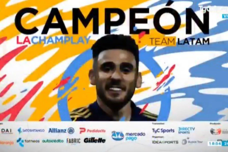 Champlay Solidaria: Eduardo Toto Salvio le ganó la final a Diego Schwartzman y es campeón