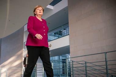 Merkel recobró la confianza de los alemanes por el combate contra el coronavirus