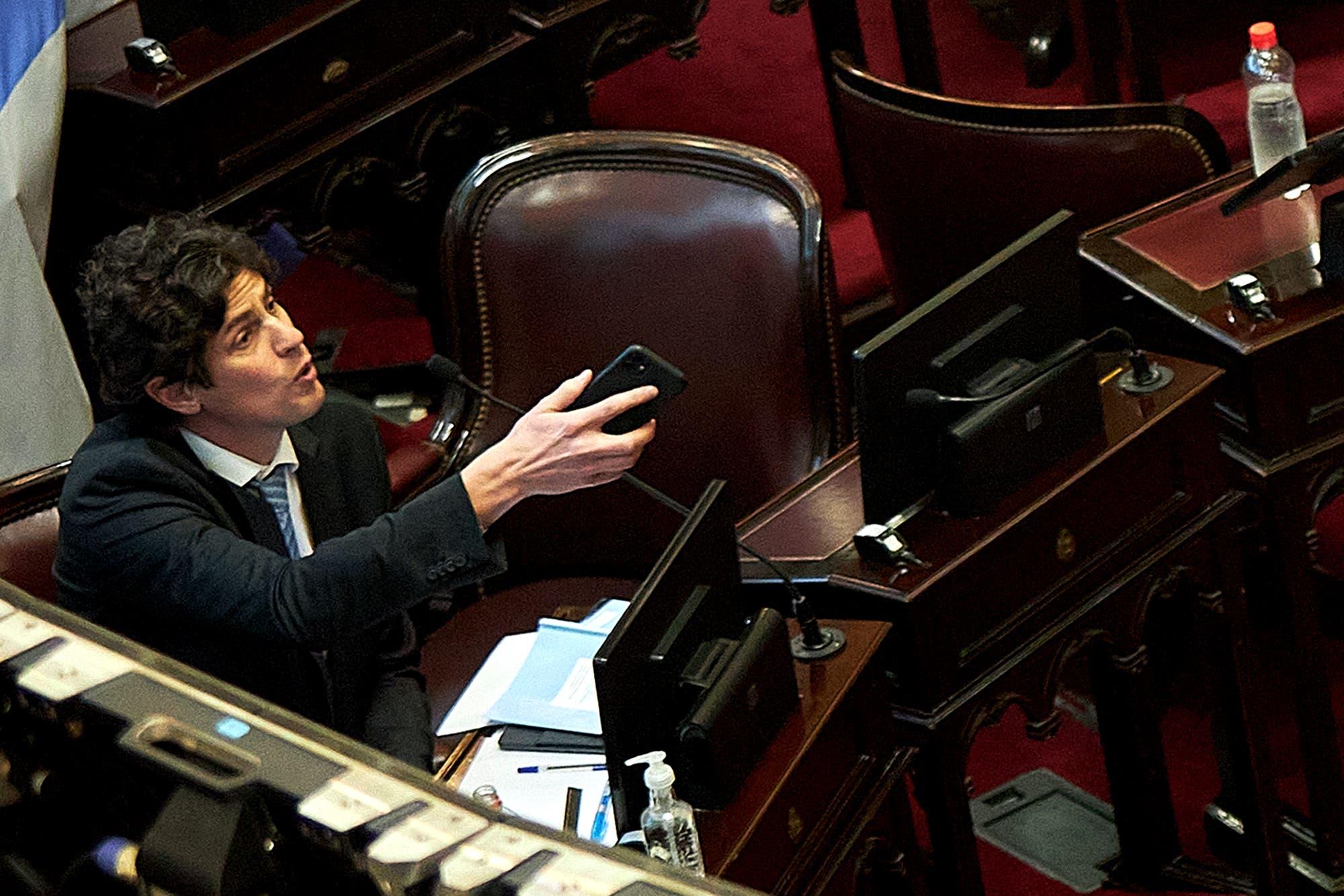 Nuevo escándalo en el Senado: el kirchnerismo anunció que no cumplirá el protocolo acordado con la oposición