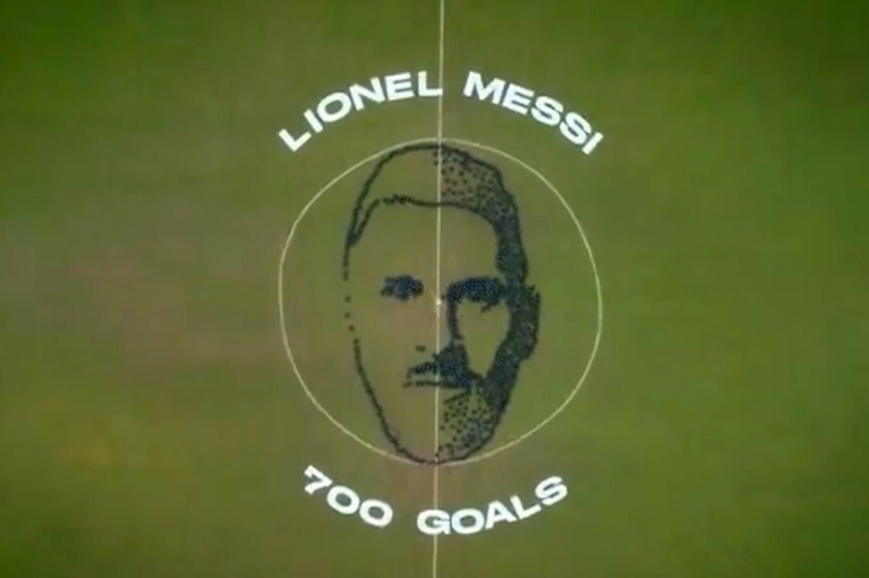 Impactante: el video de homenaje a los 700 goles de Lionel Messi que se hizo viral