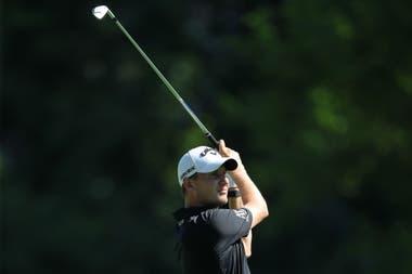 El chaqueño Emiliano Grillo no tuvo errores en la primera vuelta del Rocket Mortgage Classic, del PGA Tour, que se desarrolla en Detroit, Estados Unidos. Está tercero, con apenas un golpe más que los dos líderes.