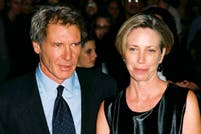 Harrison Ford y Calista Flockhart, un amor que nació de un accidente