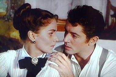 De época. En el film Senso, de 1954, dirigido por Luchino Visconti, Tosi vistió a Alida Valli y a Farley Granger
