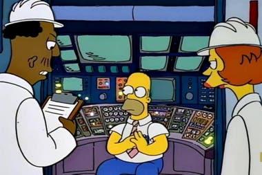El episodio sobre la fusión nuclear