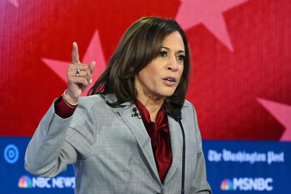 Elecciones en Estados Unidos: Joe Biden eligió a Kamala Harris ...