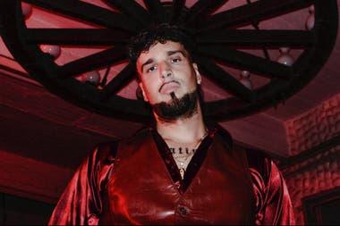 Dante Spinetta tocará el 10 de septiembre