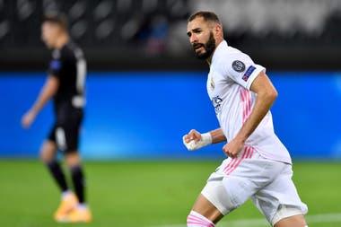 Real Madrid busca su primer triunfo en la actual Champions League