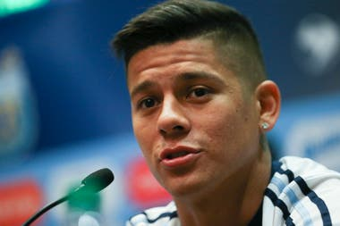 Rojo arrives in Boca with an extensive inactivity.  In 2020 he only played one game with Estudiantes and then he was not taken into account in Manchester United