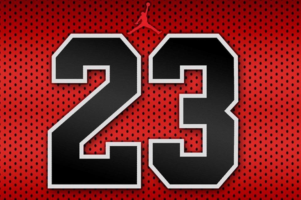 plus de photos 86a22 02370 Por qué Michael Jordan usó las camisetas 23 y 45 - LA NACION
