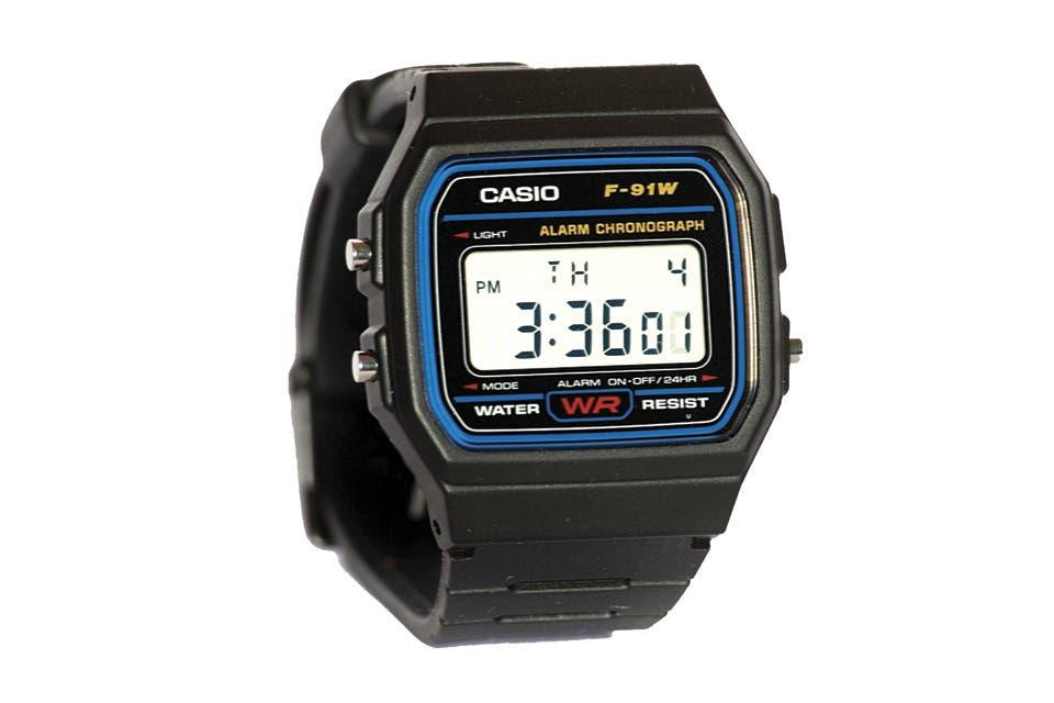 a3b3ac87daa5 Deconstrucción de un objeto  el reloj digital Casio - LA NACION