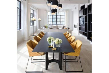 10 ideas para un comedor actual la nacion for Sillas comedor originales