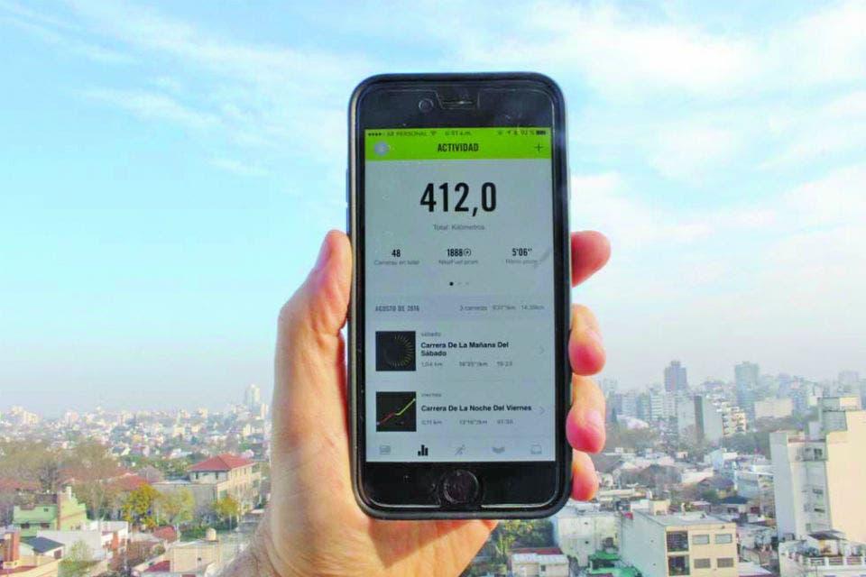 App para controlar calorias quemadas