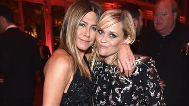 Reese Withersopoon y Jennifer Aniston
