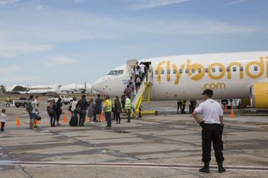 Luego de la medida del Gobierno, las compañías aéreas salen a competir