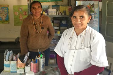 Claudia Maciel se capacitó para ayudar a su pueblo, su historia realza el valor en día internacional de la enfermera