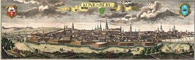 En la ciudad de Königsberg tenían un pasatiempo dominguero que le llamó la atención a Euler.