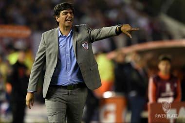 Será el quinto partido para Biscay como DT en Copa Libertadores: estuvo en tres en 2015 y en el 3-0 ante Racing de la presente edición