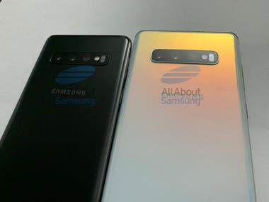 El sistema de triple cámara de los dos modelos del Galaxy S10