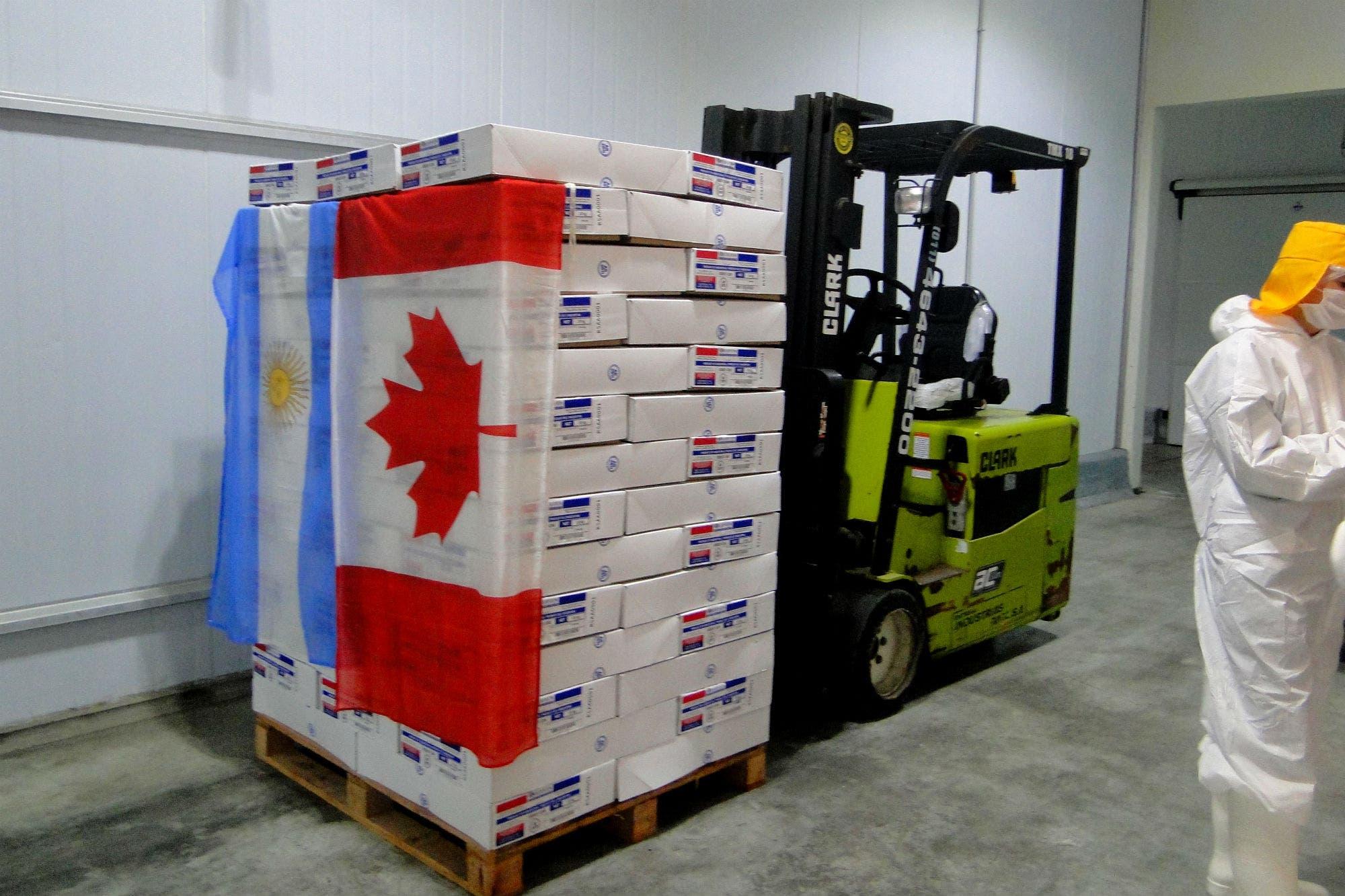 Por primera vez, una empresa entrerriana exportó alitas de pollo a Canadá