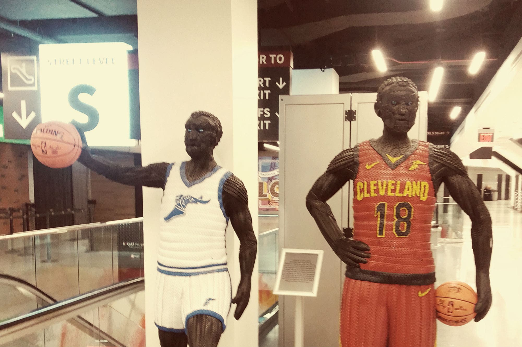 San Lorenzo en la NBA: los secretos que esconde el estadio en el que jugará el Ciclón frente a Cleveland