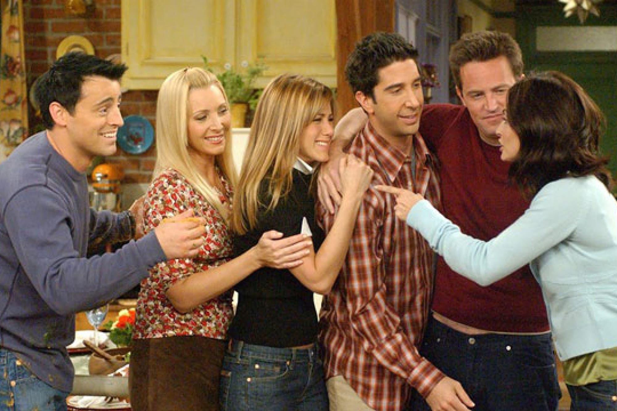 Friends: una encuesta reveló cuál es el mejor personaje de la serie y generó polémica entre los fanáticos
