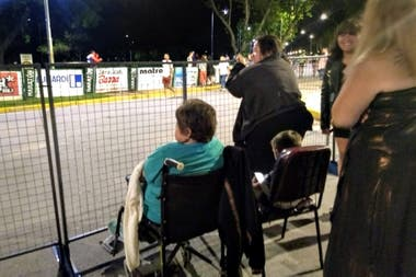 Alrededor de la medianoche los vecinos de Río Cuarto y la región se disponen a ver los atletas de la Maratón de los Dos Años
