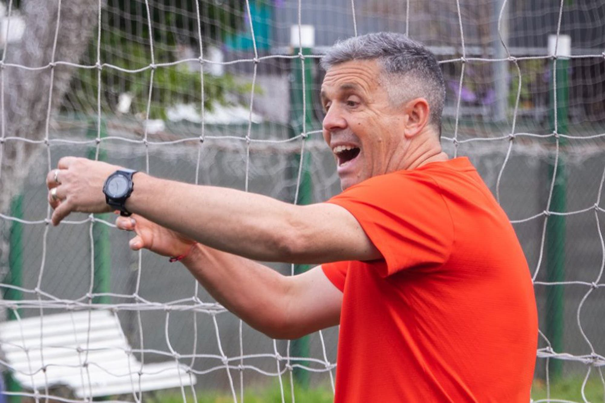 """La vuelta del fútbol. Alejandro Kohan: """"Para estar físicamente al 100% hay que entrenar el mismo tiempo que se estuvo parado"""""""