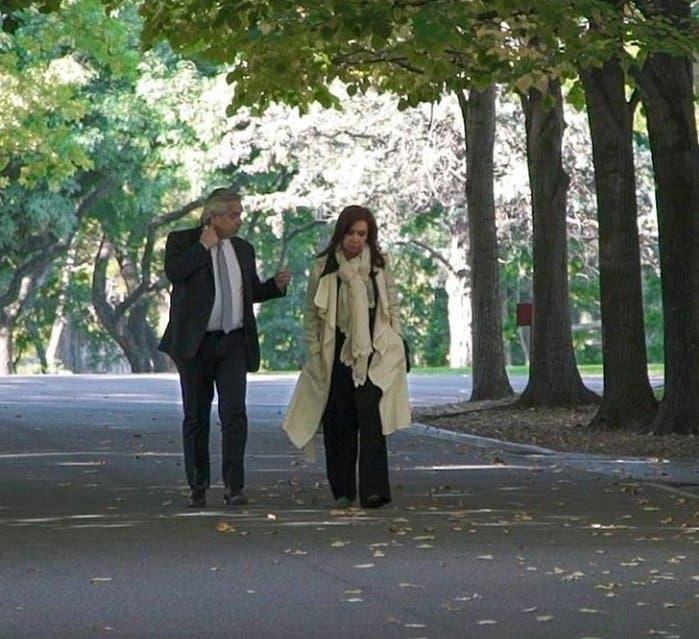 Como en 2003: Cristina repite con Alberto Fernández la receta que aplicó con Néstor Kirchner
