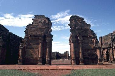 Dentro de las obras y sistemas patrimoniales que destaca la Comisión de Monumentos en este decálogo está la Misión San Ignacio Miní