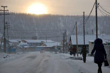 Buena parte de Siberia sufrió temperaturas altas fuera de temporada, que provocaron incendios forestales graves.