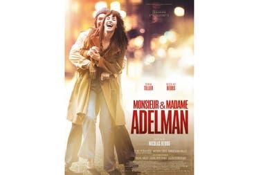 Sr. y Sra. Adelman, joya francesa dirigida por Nicolas Bedos, en Xiclos