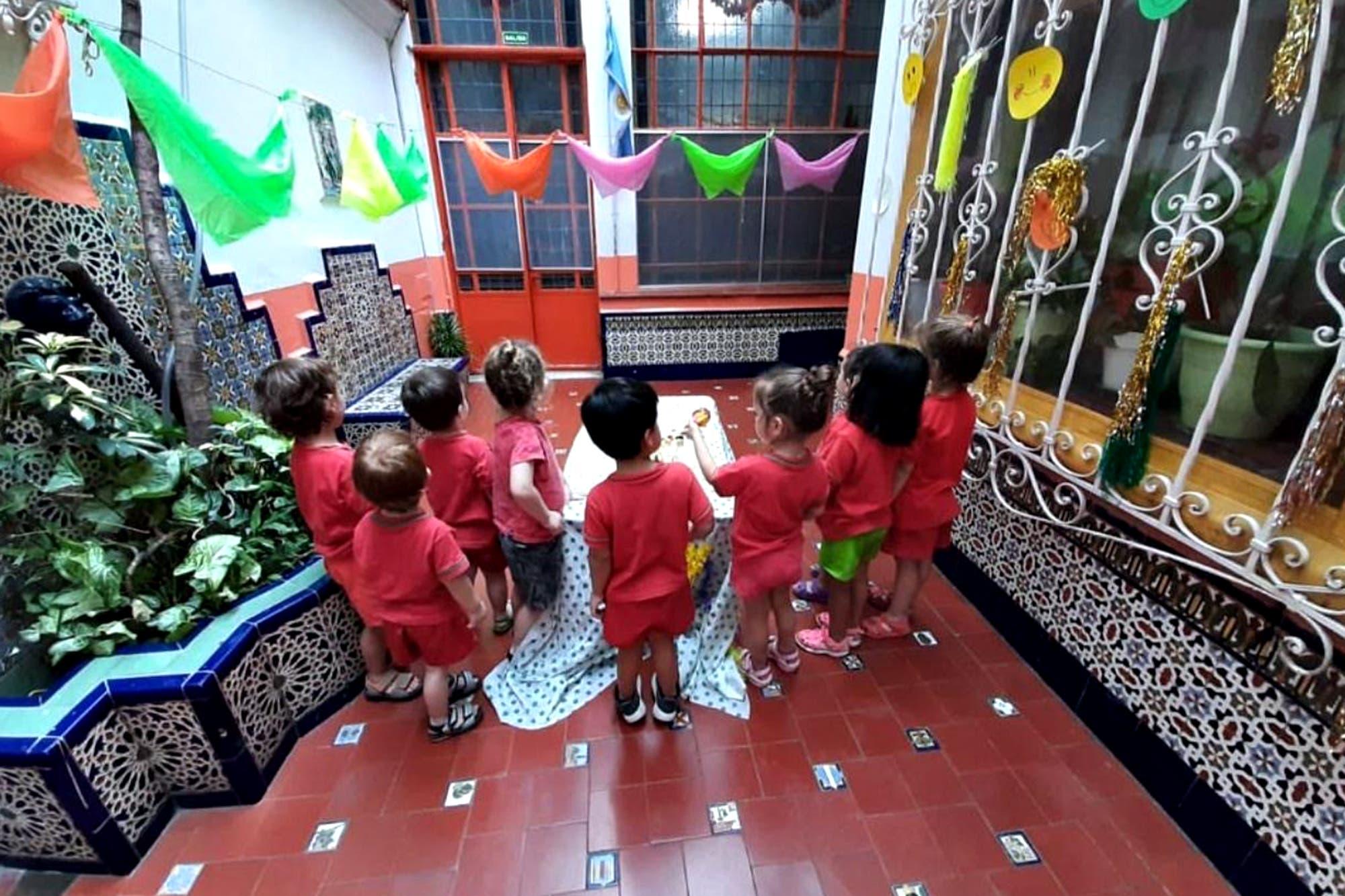 Coronavirus en la Argentina. Los jardines de infantes porteños recibirán un subsidio para pagar los sueldos