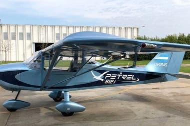 El requerimiento para el Petrel eléctrico es que el peso máximo al despegue y su capacidad de carga no sean superiores a los del Petrel 912i