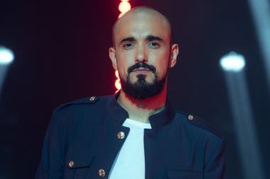 Abel Pintos sigue trabajando en su nuevo disco, que vería la luz el año que viene