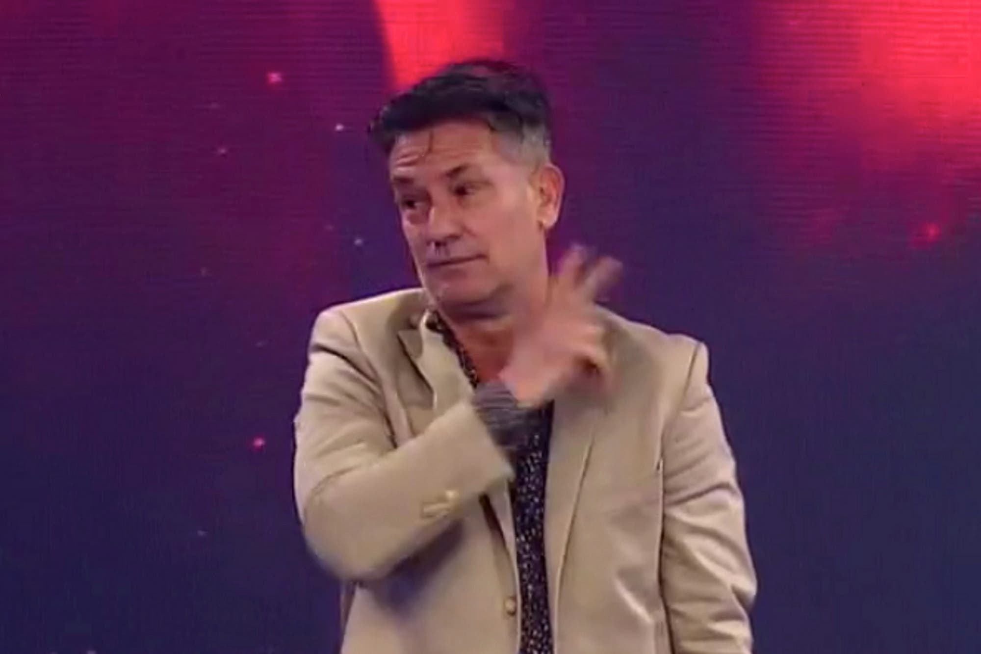 La misteriosa respuesta de Diego Díaz cuando le preguntaron si fue novio de Xuxa