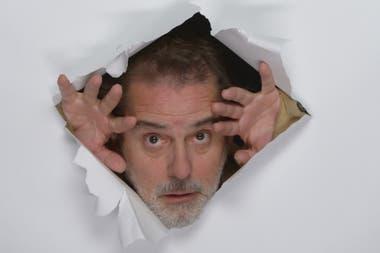 Mex Urtizberea conduce Humor Argentino, el nuevo programa de la TV Pública que debuta hoy, a las 22.30