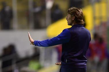 Heinze y la refundación deportiva de Vélez llegó hasta un punto sin retorno con la dirigencia del club