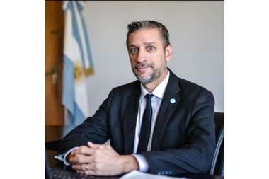 Mariano Sardi ocupaba hasta hoy el cargo de subsecretario de Servicios Financieros de la secretaría de Finanzas