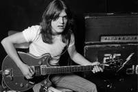 Brian Johnson recuerda a Malcolm Young: Le dio un golpe al rock and roll